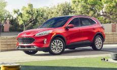 2020 Yeni Kasa Ford Escape (MK5) Özellikleri ile Tanıtıldı