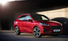 2020 Yeni Kasa Ford Kuga Özellikleri ile Tanıtıldı