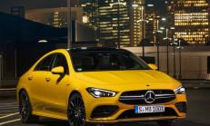 2020 Yeni Mercedes-AMG CLA 35 4Matic Özellikleri ile Tanıtıldı