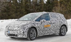 "Elektrikli Hatchback ""Volkswagen ID"" Testte Görüntülendi"