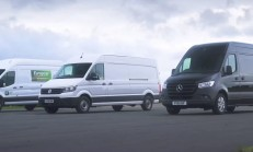 Hangisi Geçer? Mercedes Sprinter – Ford Transit – VW Crafter