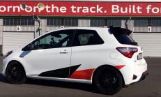 Toyota Yaris GRMN Ring'e Çıktı