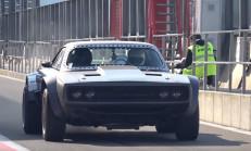 Vin Diesel'in 500 Beygirlik 69 Model Dodge ICE Charger'ı