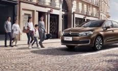 Türkiye'de Satılmayan Citroen C4 L Sedan ile Tanışın