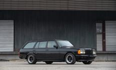 Sadece İki Adet Var: 1979 Mercedes 500 TE AMG
