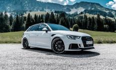 493 Beygirlik 2019 ABT Audi RS3 Modifiye Çalışması Yayınlandı