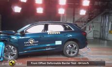 2019 Audi e-tron Euro NCAP Güvenlik Testi Yayınlandı