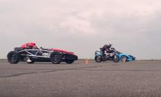 Hangisi Geçer? 2019 BMW S1000RR – McLaren 720S – Ariel Atom 4