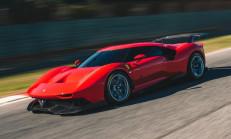 2019 Ferrari P80-C Özellikleri ile Tanıtıldı
