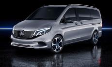2019 Mercedes-Benz EQV Konsepti Tanıtıldı