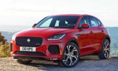 2019 Model Jaguar E-Pace Türkiye Fiyatı Açıklandı