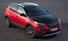 2019 Opel Grandland X Hybrid4 Özellikleri ile Tanıtıldı