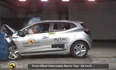 2019 Renault Clio Euro NCAP Testi Yayınlandı