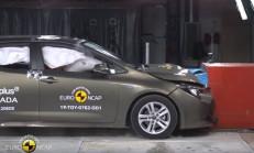 2019 Toyota Corolla Hatchback Euro NCAP Testi Yayınlandı