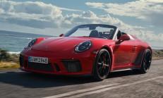 2019 Yeni Porsche 911 Speedster Özellikleri ile Tanıtıldı