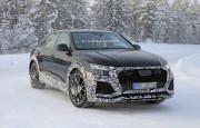 2020 Audi RS Q8 Geliyor