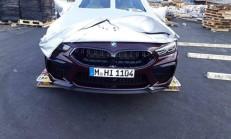 2020 BMW M8 Competition, Güney Afrika'da Görüntülendi