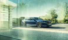 2020 Yeni Alpina BMW B7 xDrive Sedan Teknik Özellikleri Açıklandı
