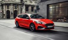 2020 Yeni Ford Focus ST Wagon Tanıtıldı