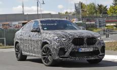 2020 Yeni Kasa BMW X6 M Görüntülendi