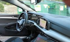 2020 Yeni Kasa VW Golf 8 Kokpiti Görüntülendi