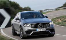 2020 Yeni Mercedes-AMG GLC 63 S Coupe Özellikleri Açıklandı