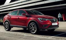 2020 Yeni Renault Arkana Özellikleri ile Tanıtıldı