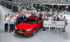 Audi'nin En Çok Satan Modeli Çeyrek Asrı Devirdi
