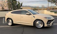 Kanye West'in Modifiye Edilmiş Lamborghini Urus'u