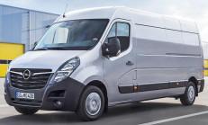 Makyajlı 2019 Opel Movano Geliyor