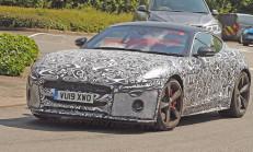 Makyajlı 2021 Jaguar F-Type Görüntülendi