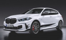 Yeni Kasa BMW 1 Serisi İçin M Performans Parçaları Tanıtıldı