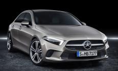 Yeni Mercedes A Serisi Sedan Türkiye Fiyatı Açıklandı