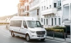 Yeni Mercedes Sprinter Türkiye Fiyatı Açıklandı