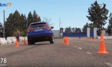 2019 Honda HR-V Geyik Testi Yayınlandı