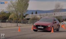 2019 Mazda 3 Geyik Testi Yayınlandı