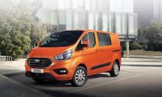 2019 Yeni Ford Transit ve Custom Türkiye Fiyatı Açıklandı