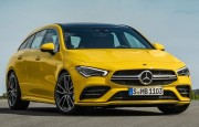 2020 Mercedes-AMG CLA35 4Matic Shooting Brake Tanıtıldı