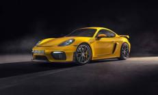 2020 Porsche 718 Cayman GT4 Teknik Özellikleri Açıklandı