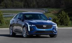 2020 Yeni Cadillac CT4-V Özellikleri ile Tanıtıldı