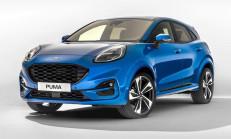 2020 Yeni Ford Puma Özellikleri ile Tanıtıldı