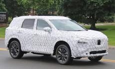 2021 Yeni Kasa Nissan X-Trail Görüntülendi