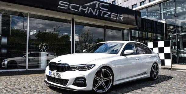 AC Schnitzer Yeni BMW 3 Serisi (G20) Modifiye Kitini Tanıttı