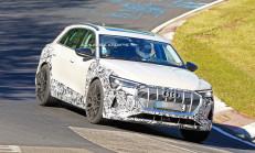 Audi E-Tron İçin S ve RS Versiyonu Gelebilir