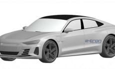 Bu Görseller Audi E-Tron GT'ye Ait Olabilir