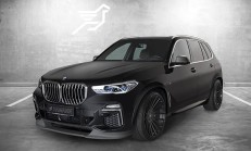 Hamann Tuning 2019 BMW X5 G05 Modifiye Çalışması Yayınlandı