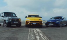Hangisi Geçer? Lamborghini Urus – Mercedes-AMG G63 – AMG GT 4 Kapılı