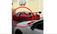 Mazda6, Ferrari 458'in Kapısını Biçti