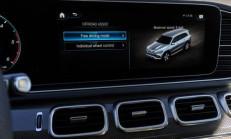 MBUX'ın 40 Yeni Özelliği Mercedes GLS'e Eklendi