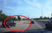 SUV Sürücüsünün Hatası Ortalığı Savaş Alanına Çevirdi
